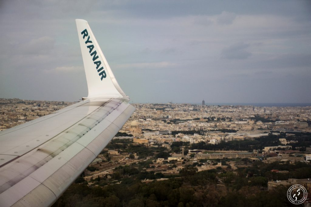 Malta wakacje lot