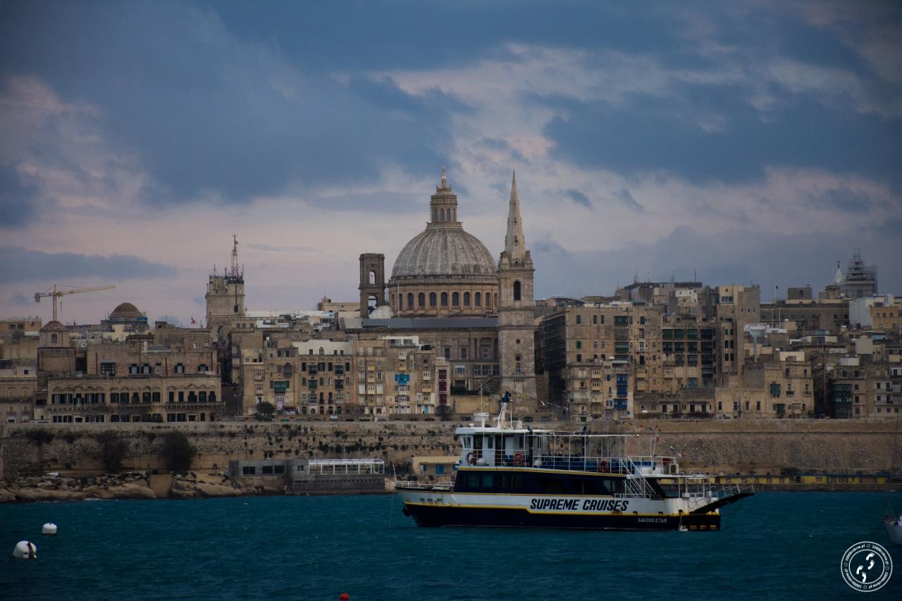 Malta stolica Valletta