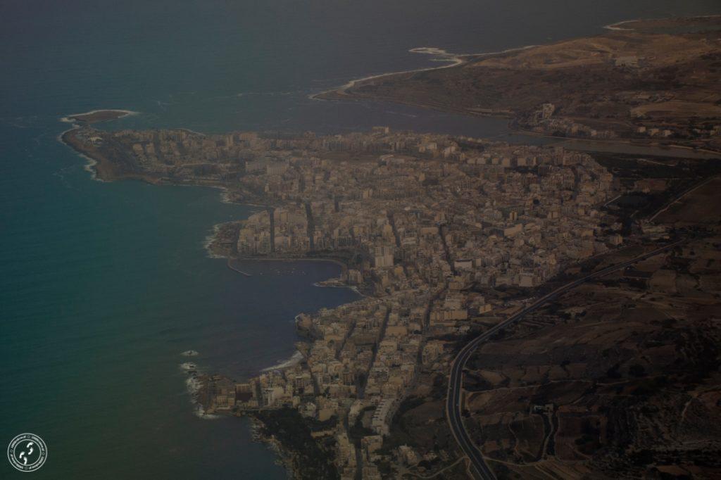 Malta widok.
