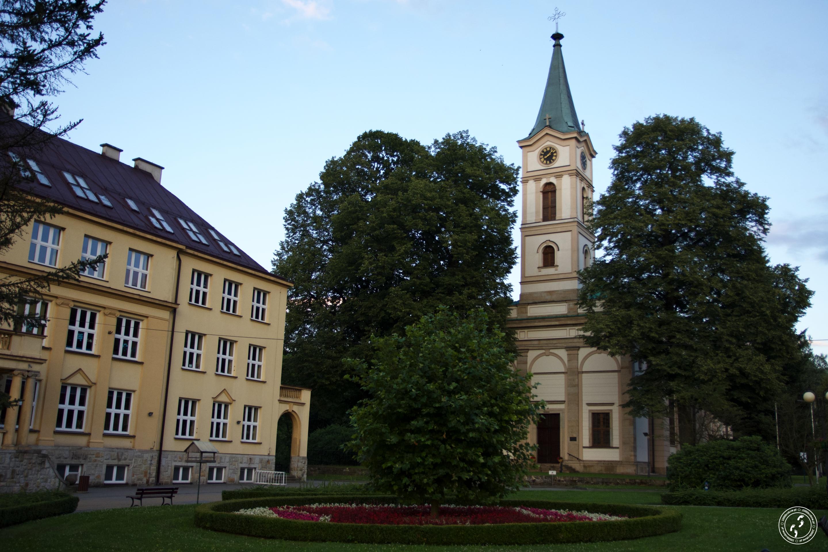 Kościół Ewangelicko-Augsburski Ap. Piotra iPawła wWiśle
