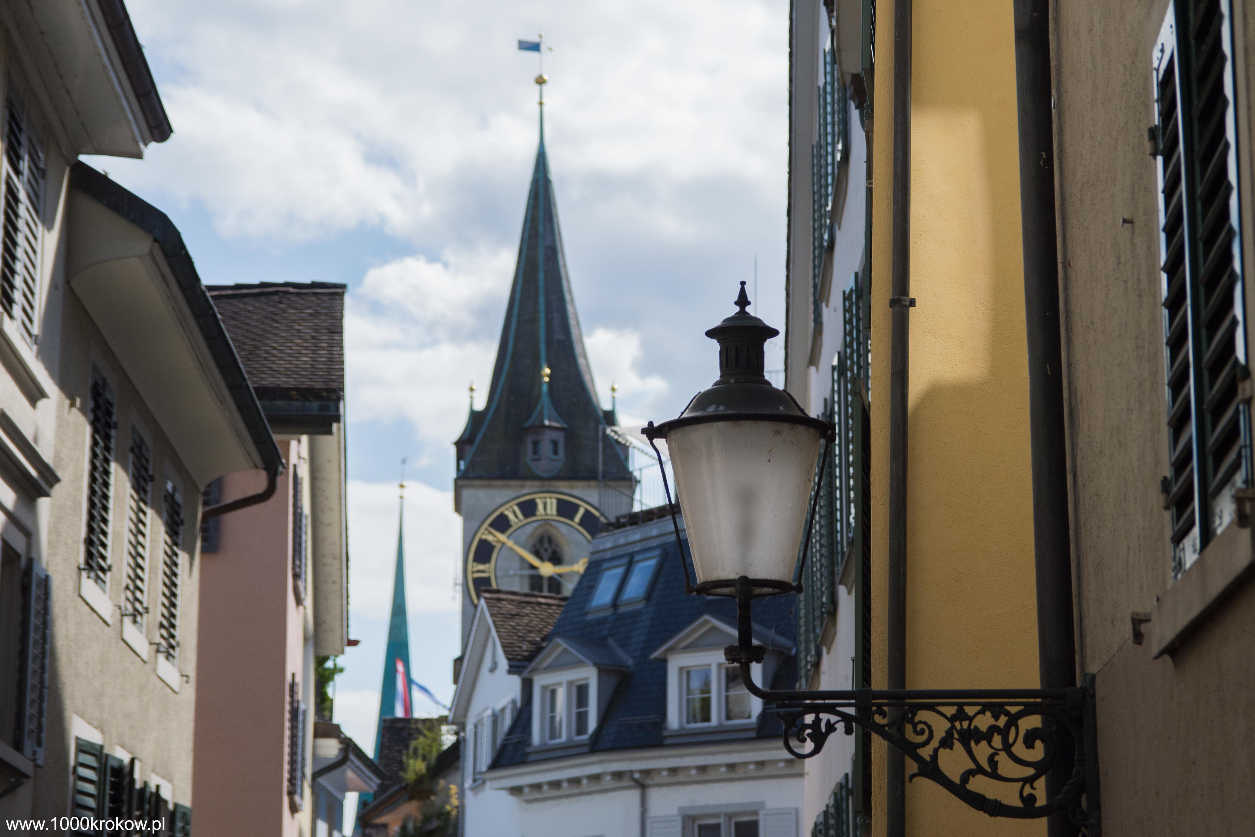 Zurych, Lindenhof