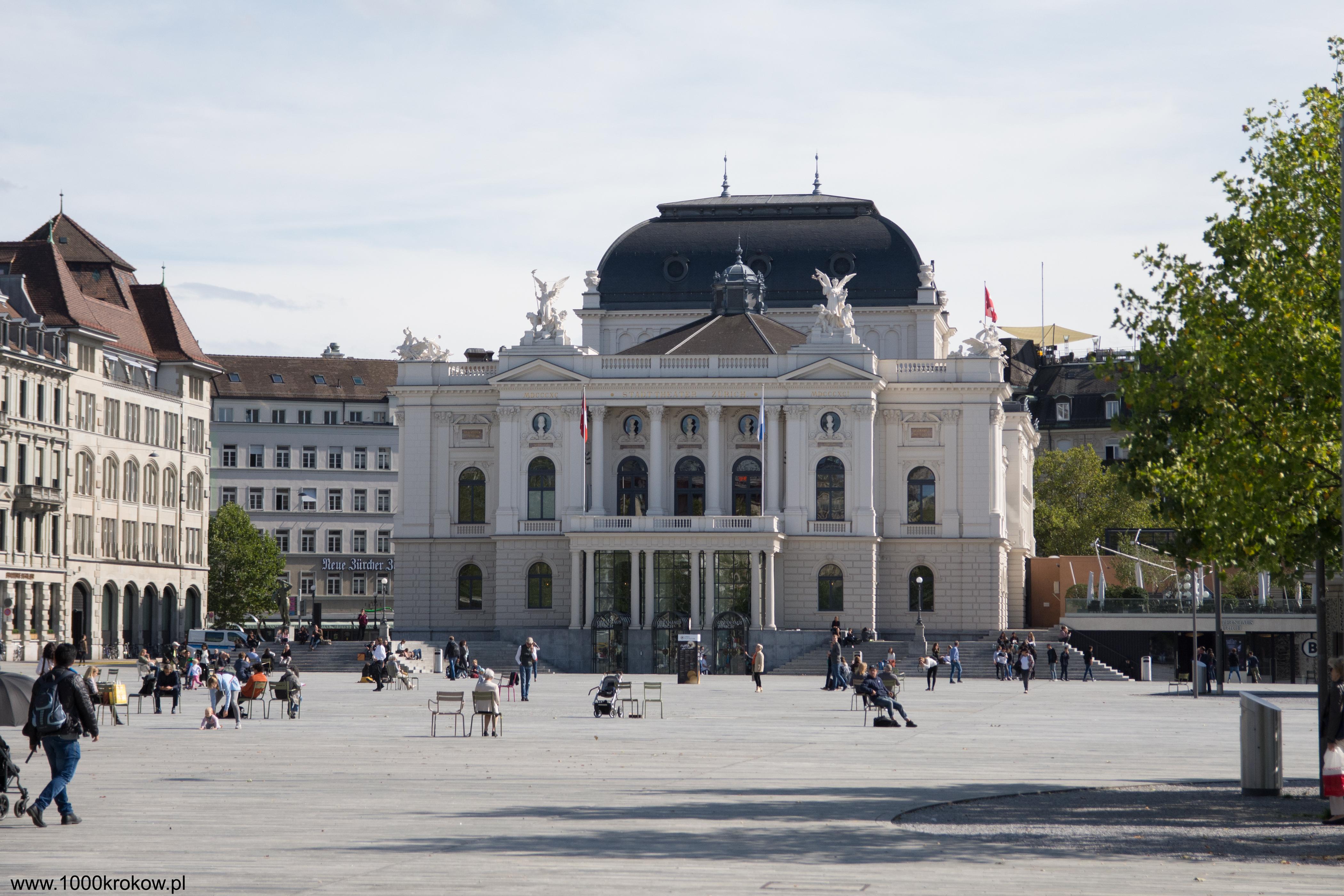 Zurych opera