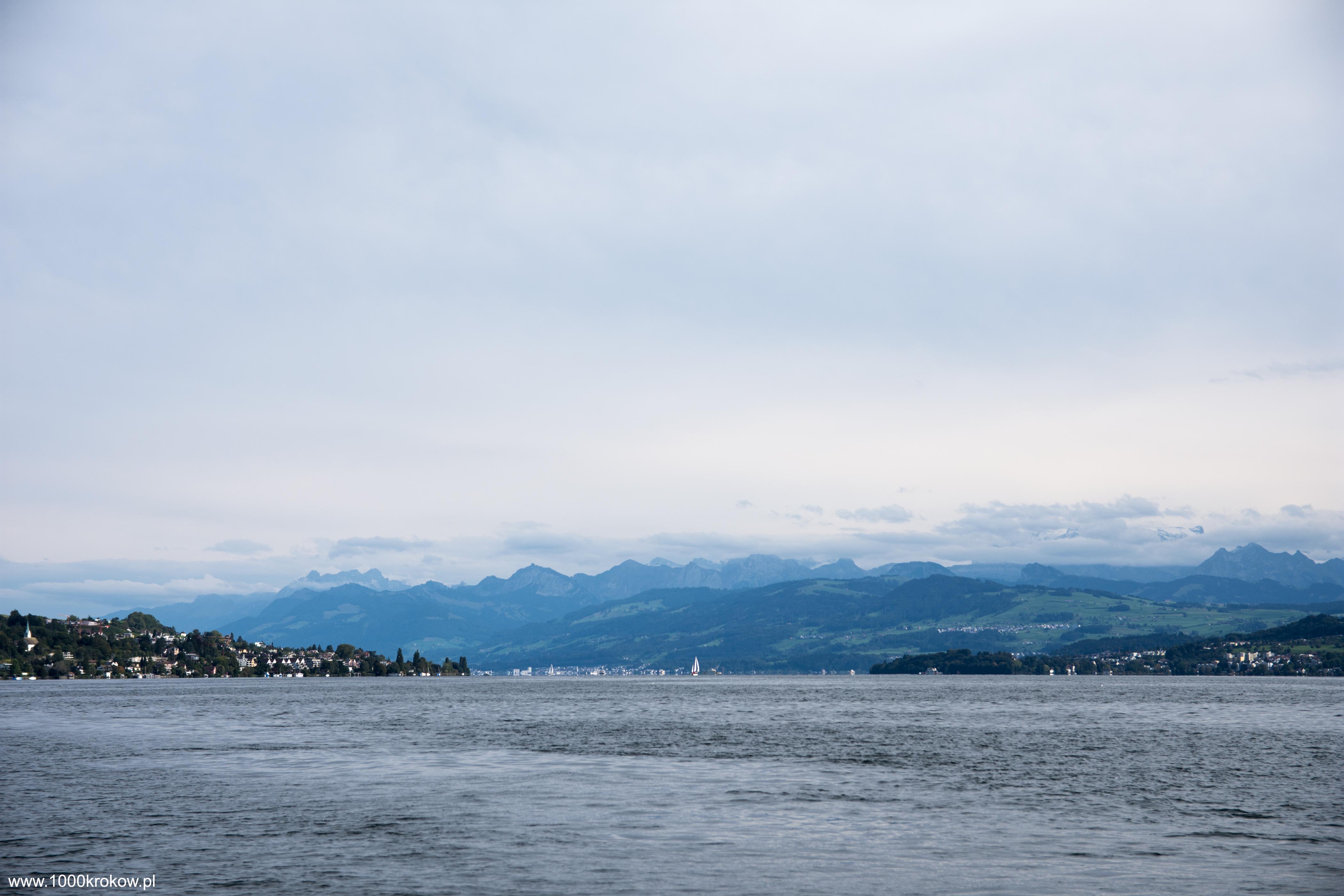 Jezioro Zuryskie.