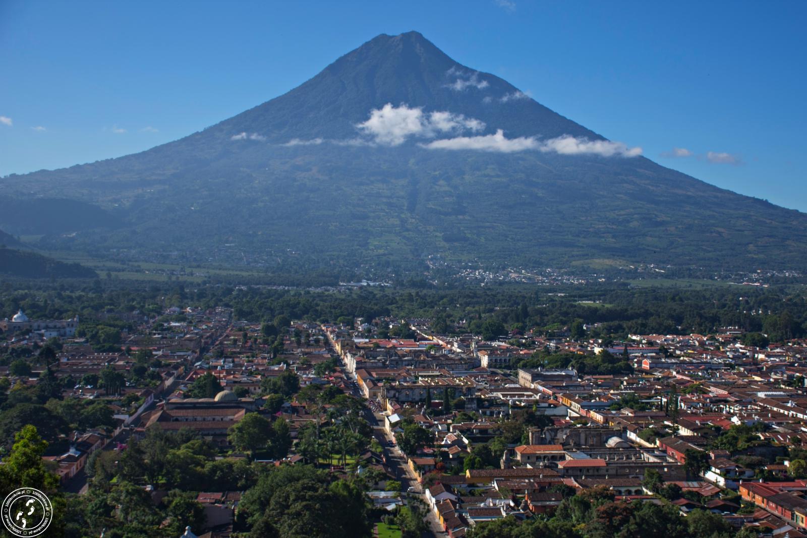 Gwatemala Antigua
