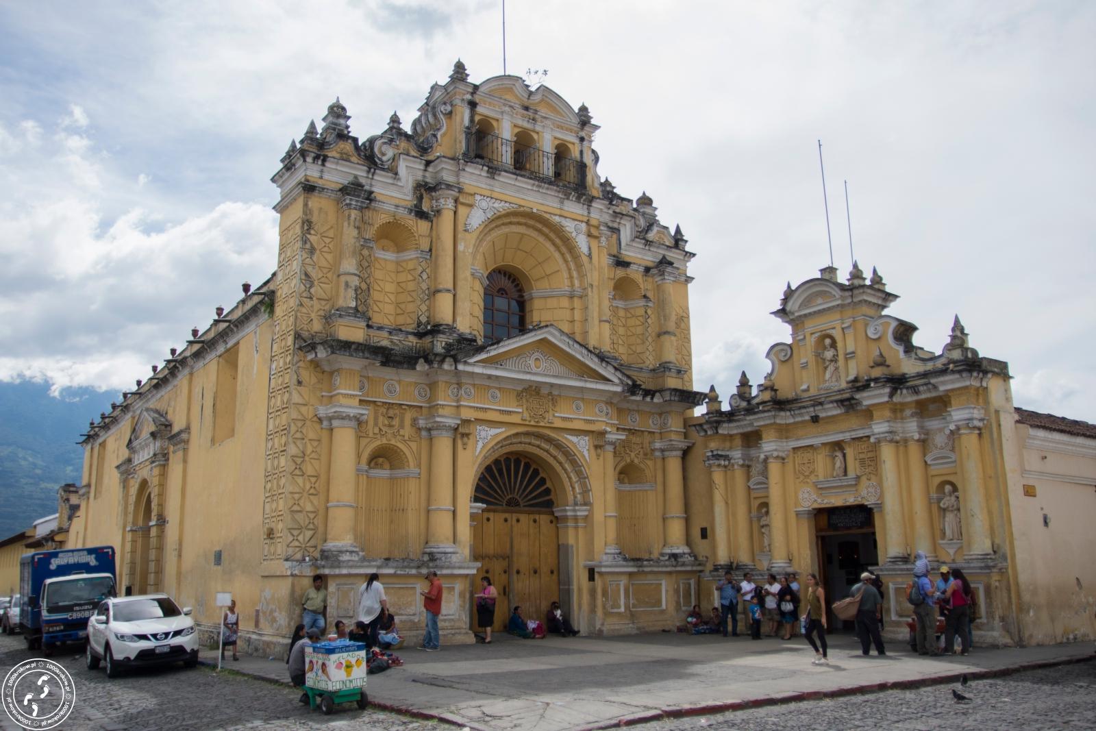 Antigua, Convento Santa Clara