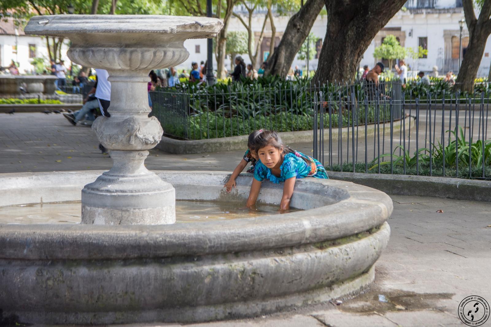 Antigua Parque Central