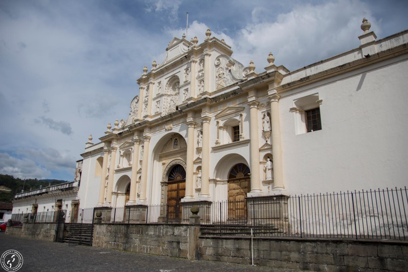 Katedra San Jose wAntigua.