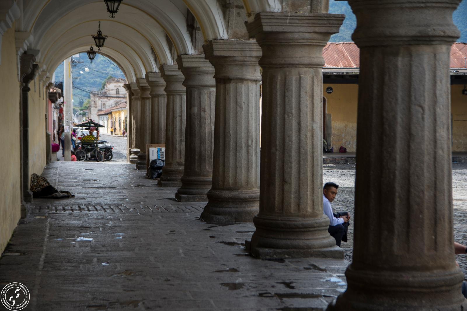Palacio de los Capitanes Antigua