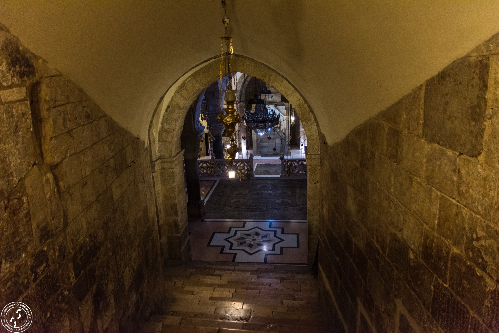 Krypta św.Heleny