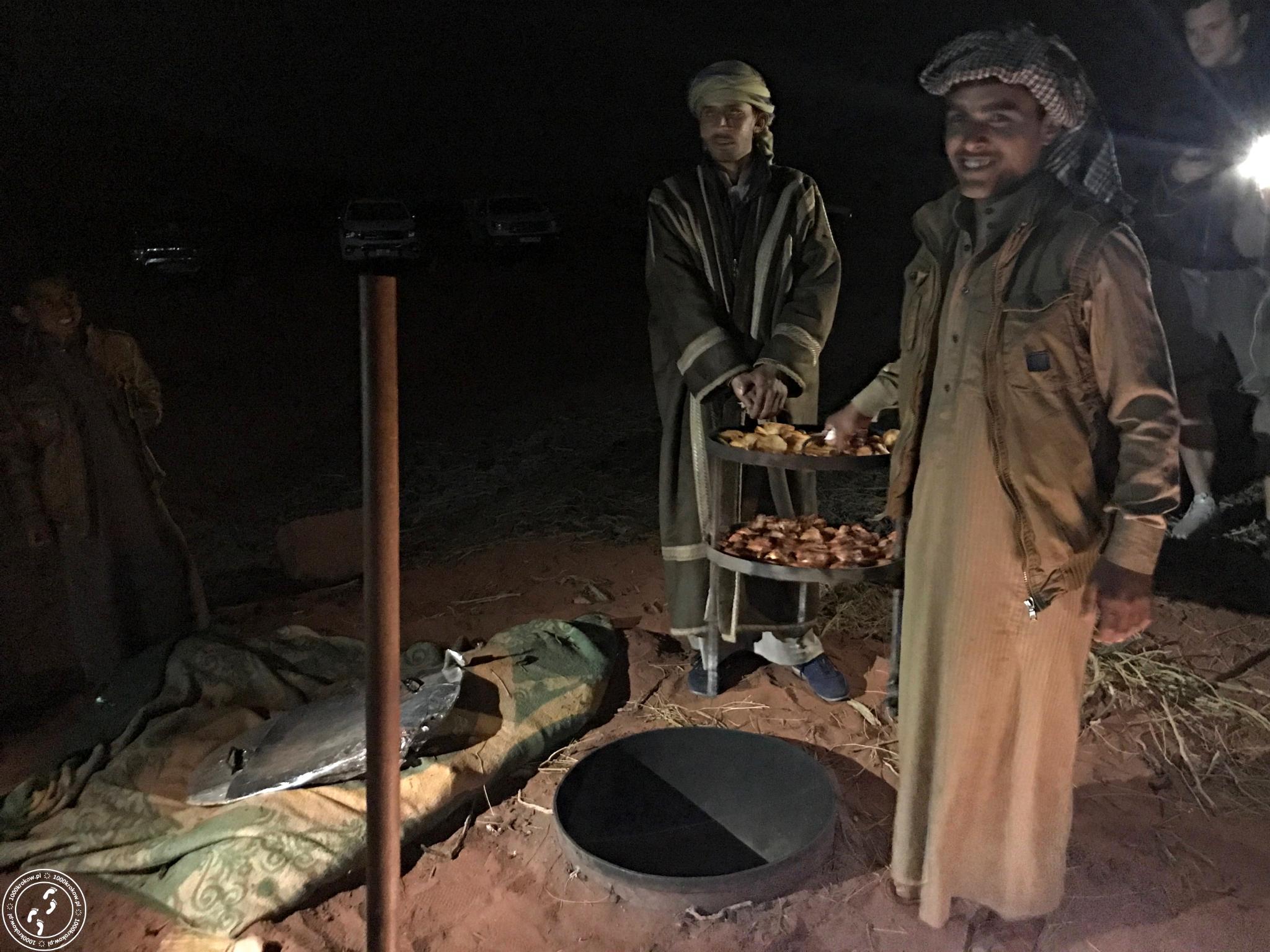 Zarb - beduiński grill