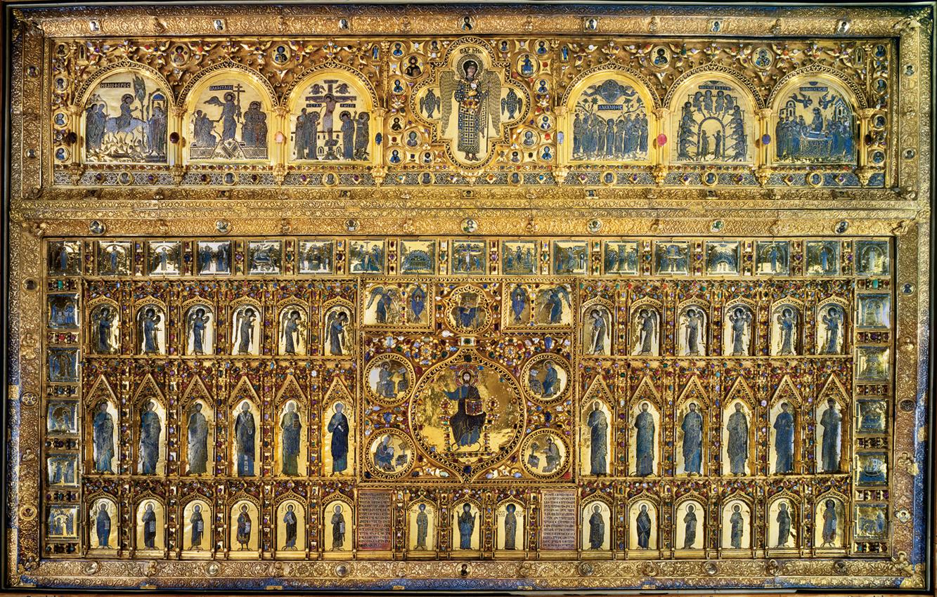 Złoty Ołtarz - Pala d'Oro