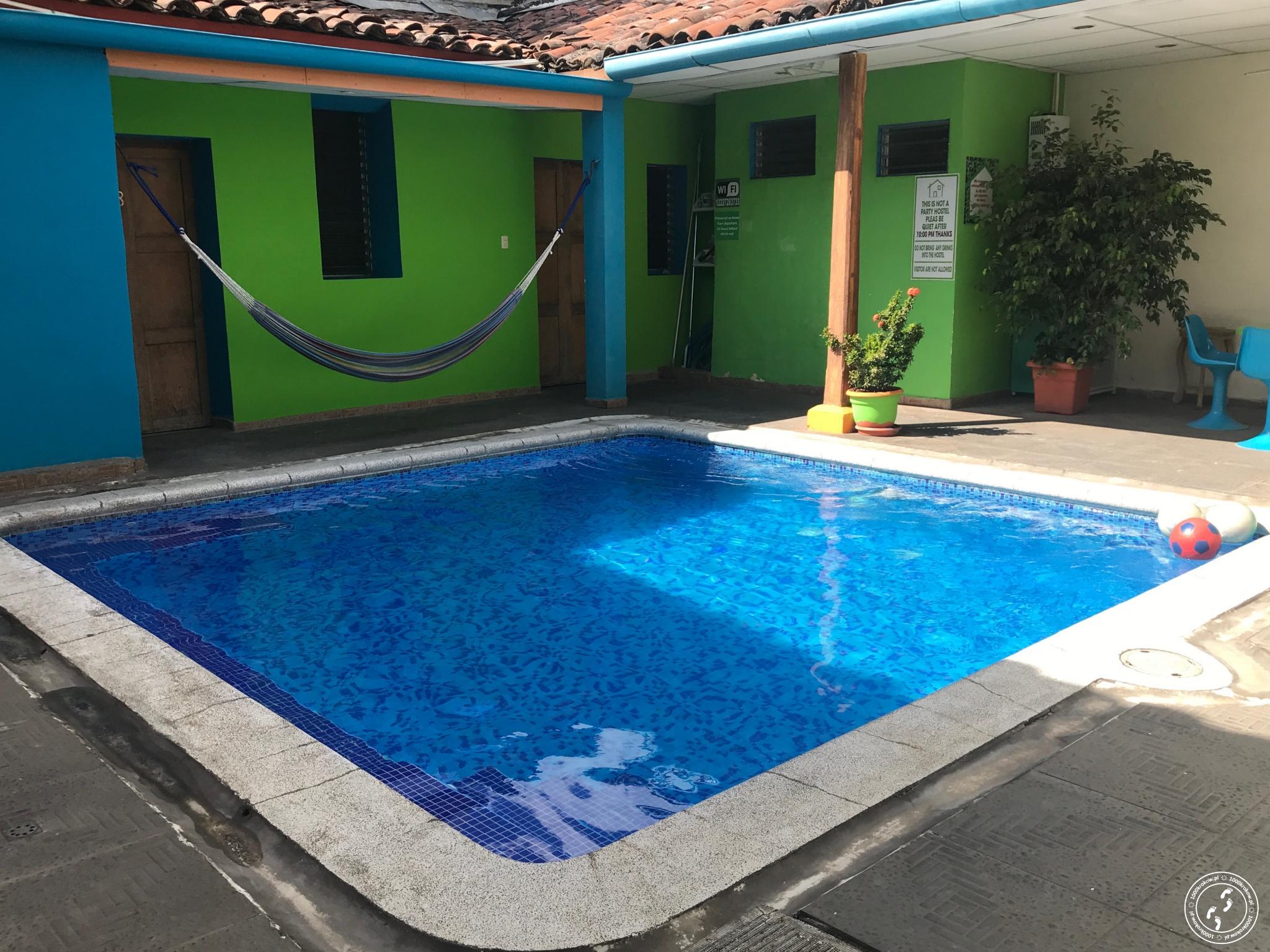 Hostel Casa Verde w Santa Ana.