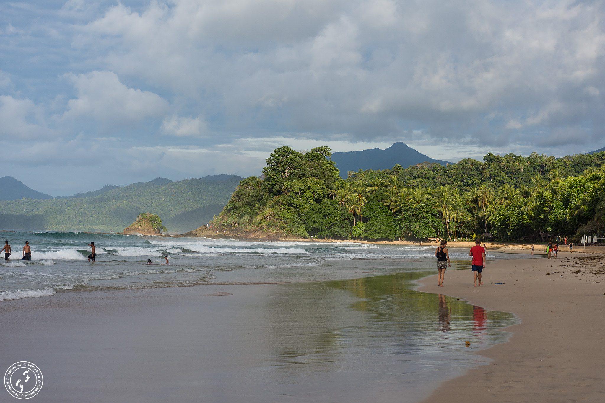 Plaża w Sabang.
