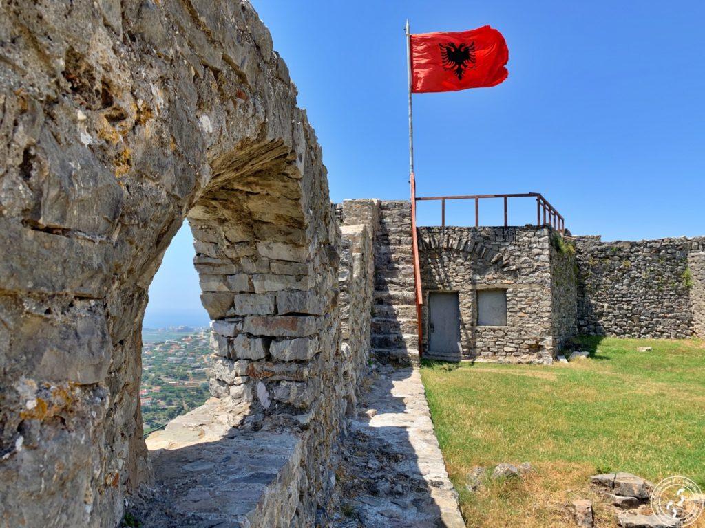 Lezha Albania 1000krokow