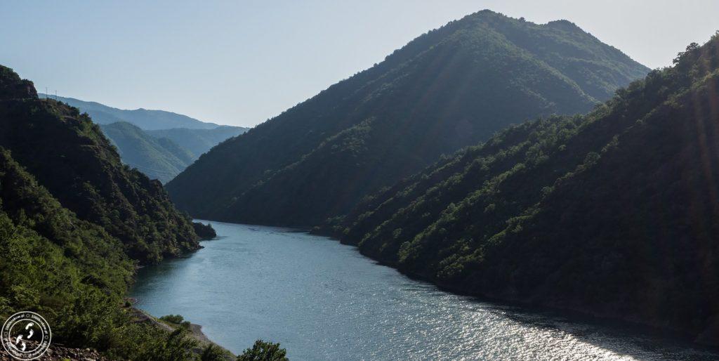 Albania Drin 1000krokow