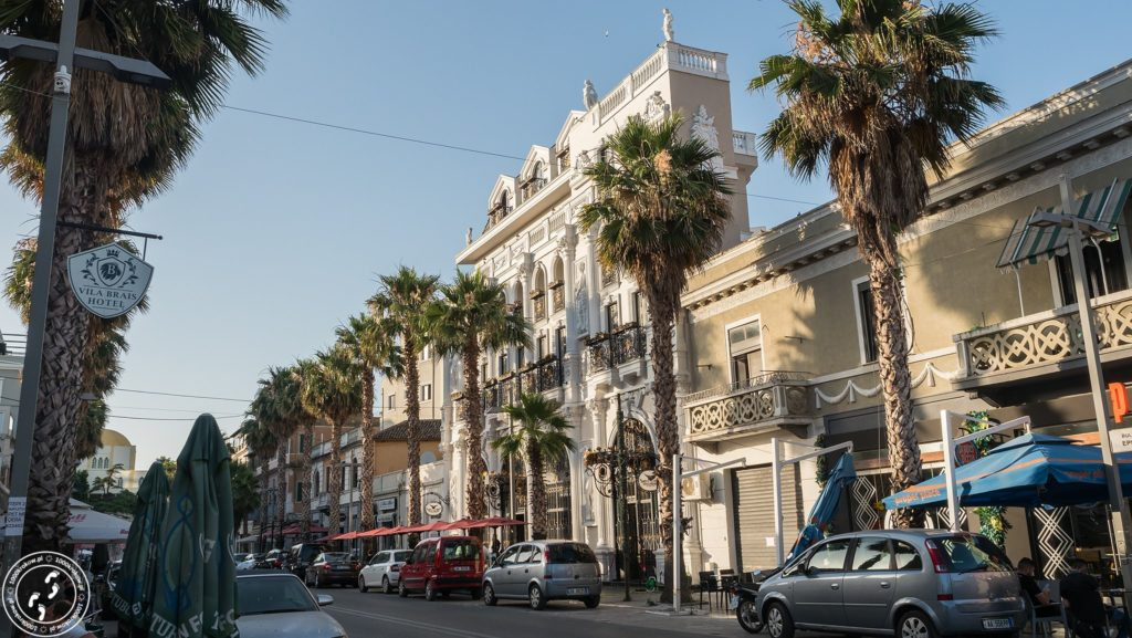 Durres Albania 1000krokow