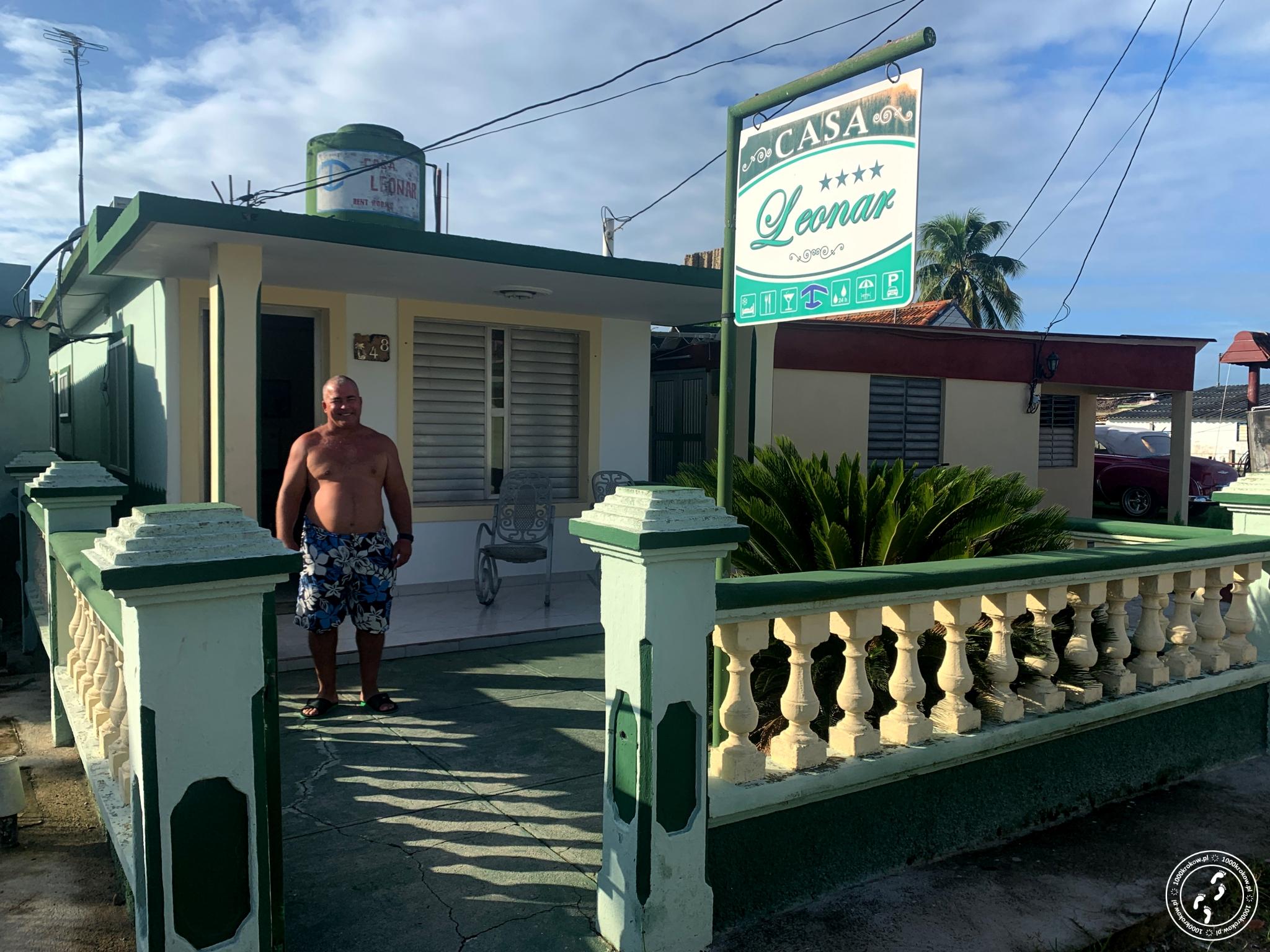 Casa Leonar Playa Larga