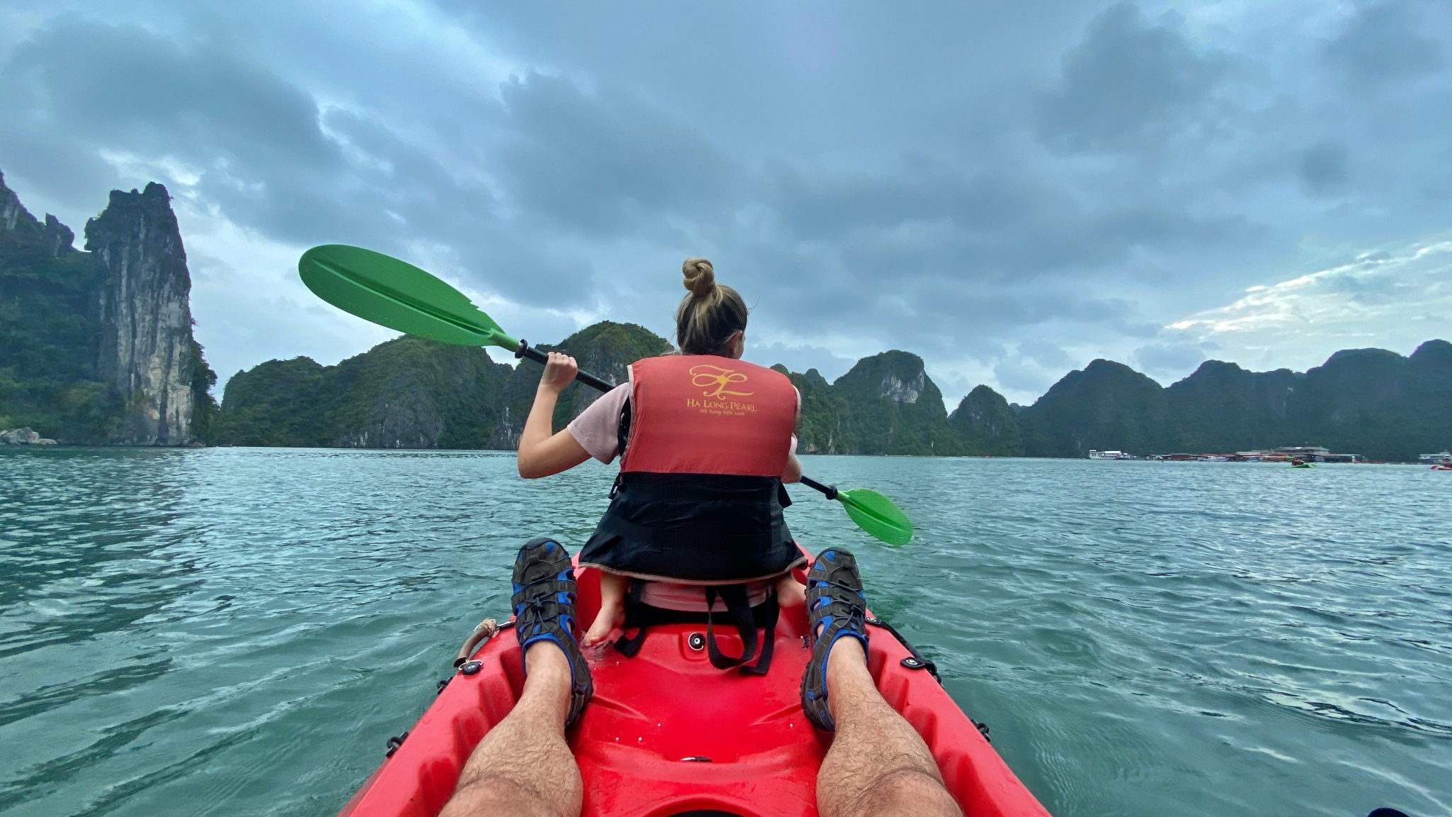 kayak Ha Long