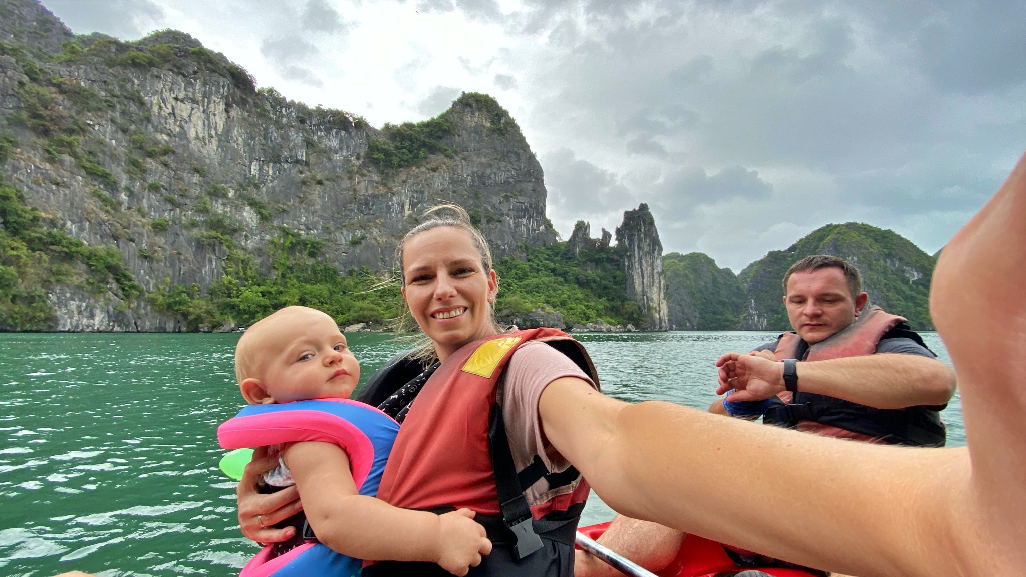 Ha Long Bay Kayak