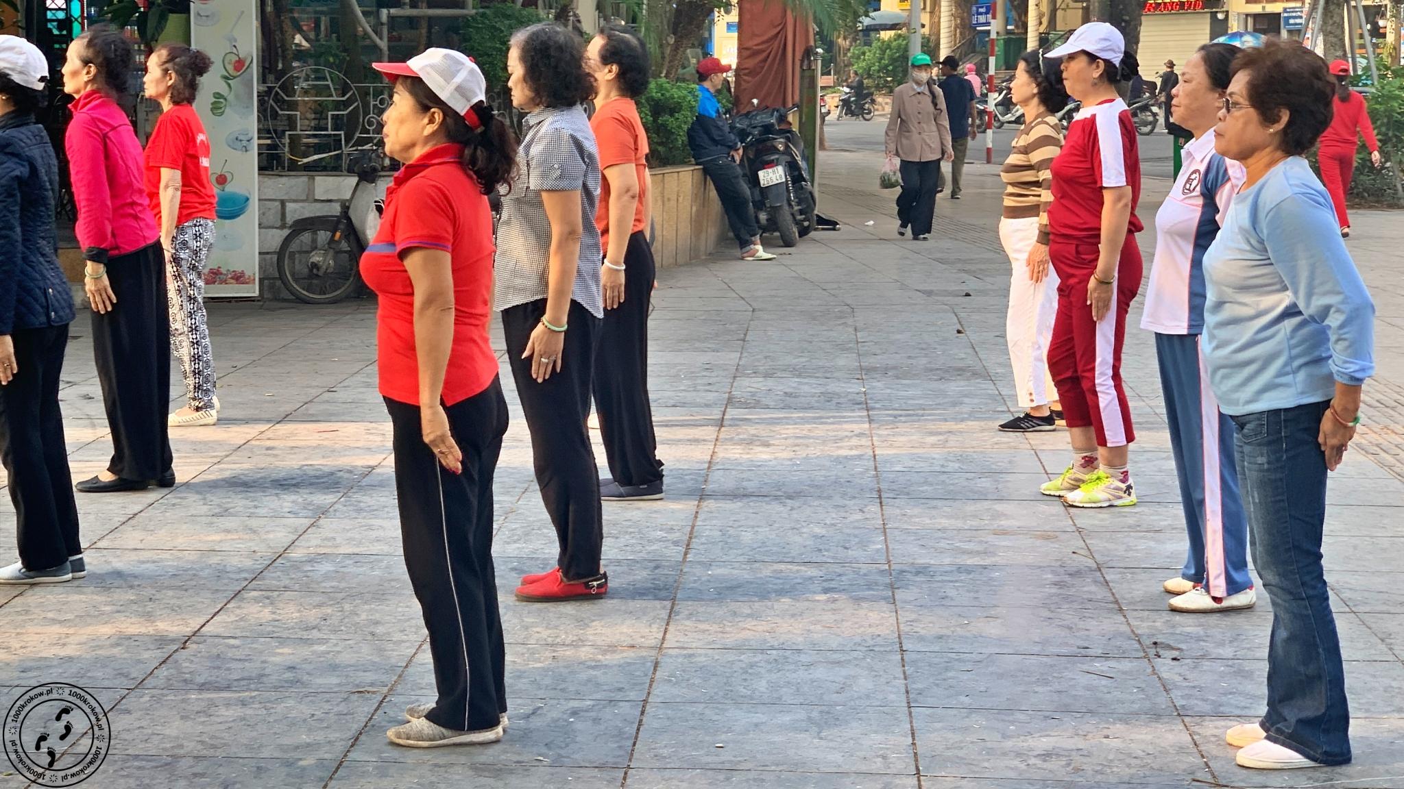 Hanoi 1000krokow