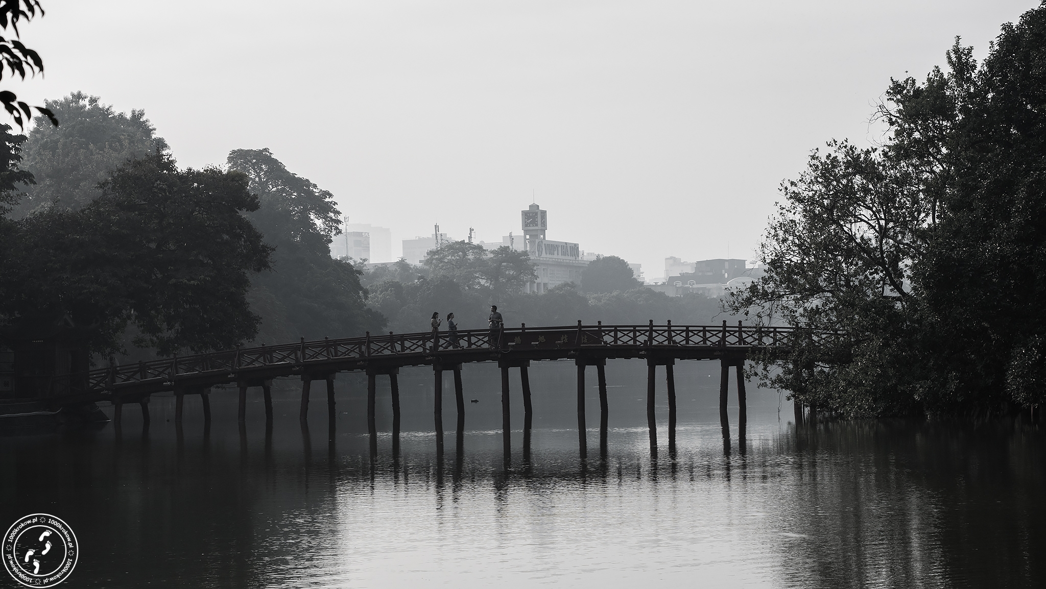 Hanoi Cầu Thê Húc