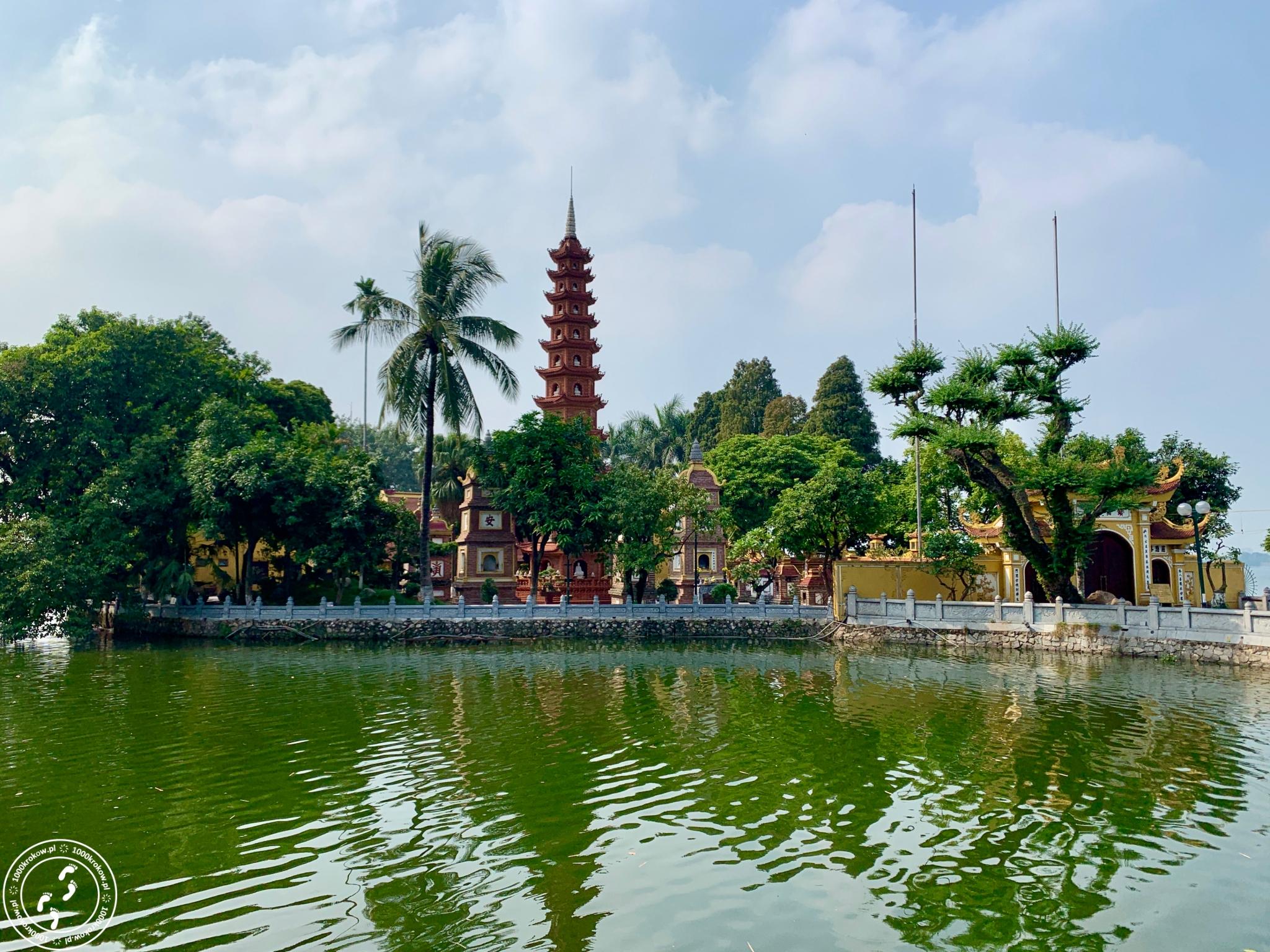 Pagoda Tran Quoc (Chùa Trấn Quốc)