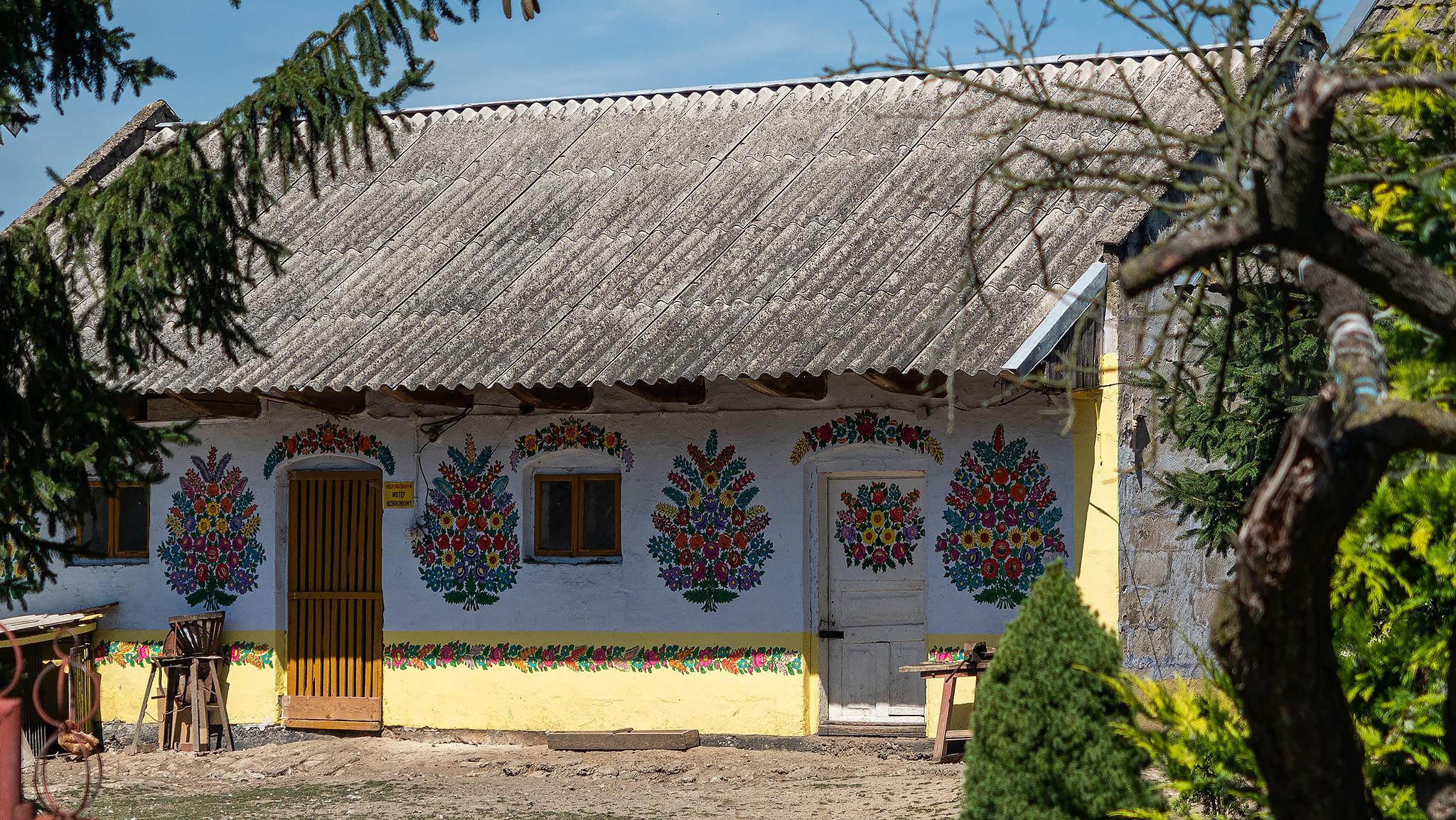 malowana chata