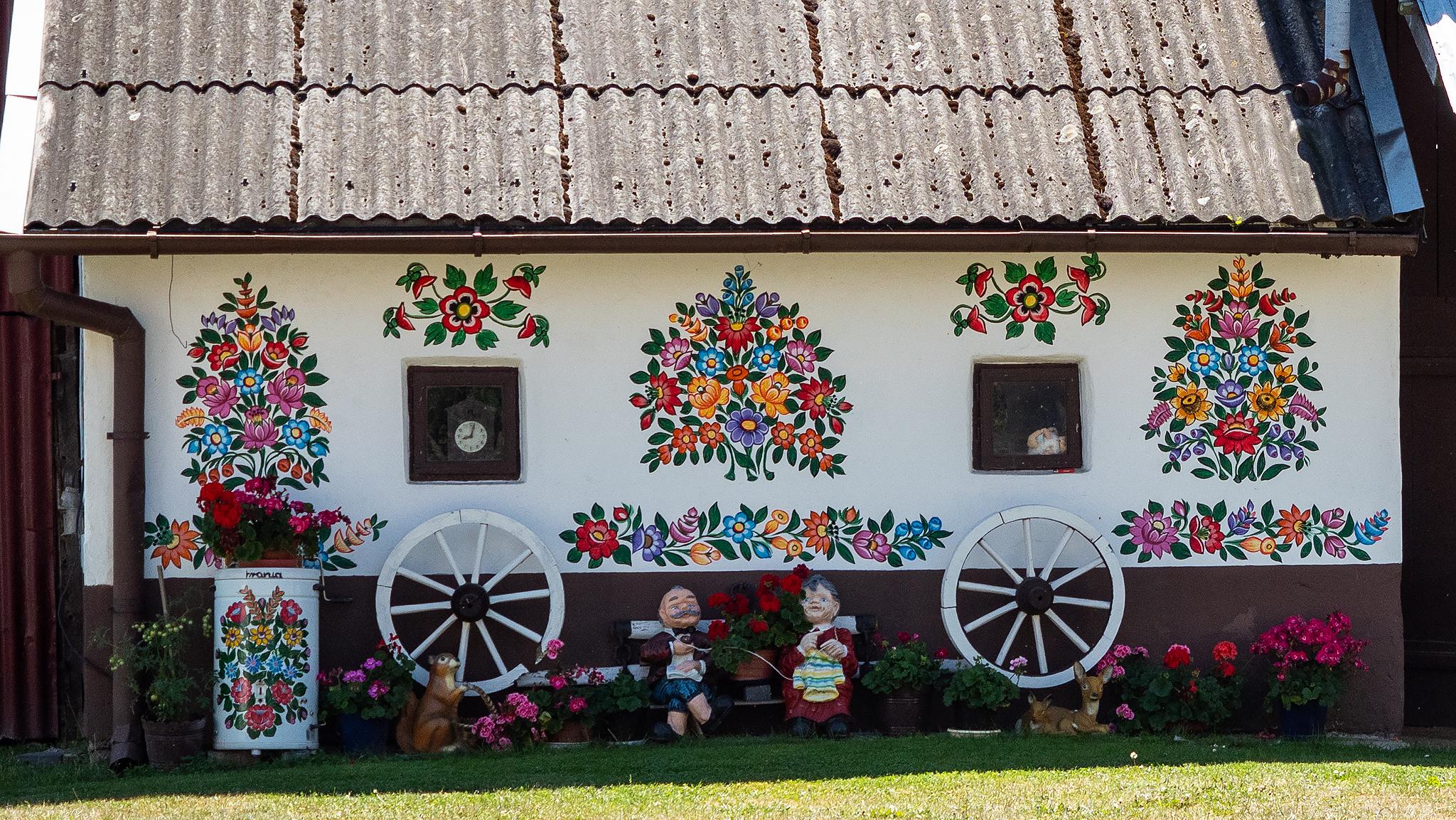 malowana wieś